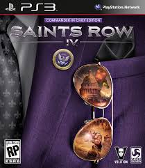 Saints Row IV (PS3) 2013 SAINTS+ROW-1