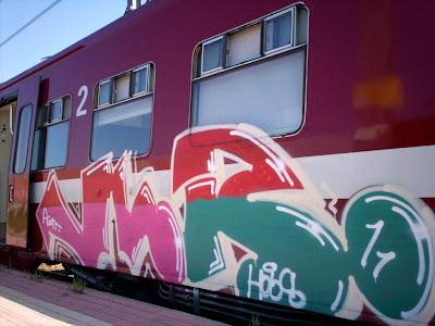 graffiti vvr