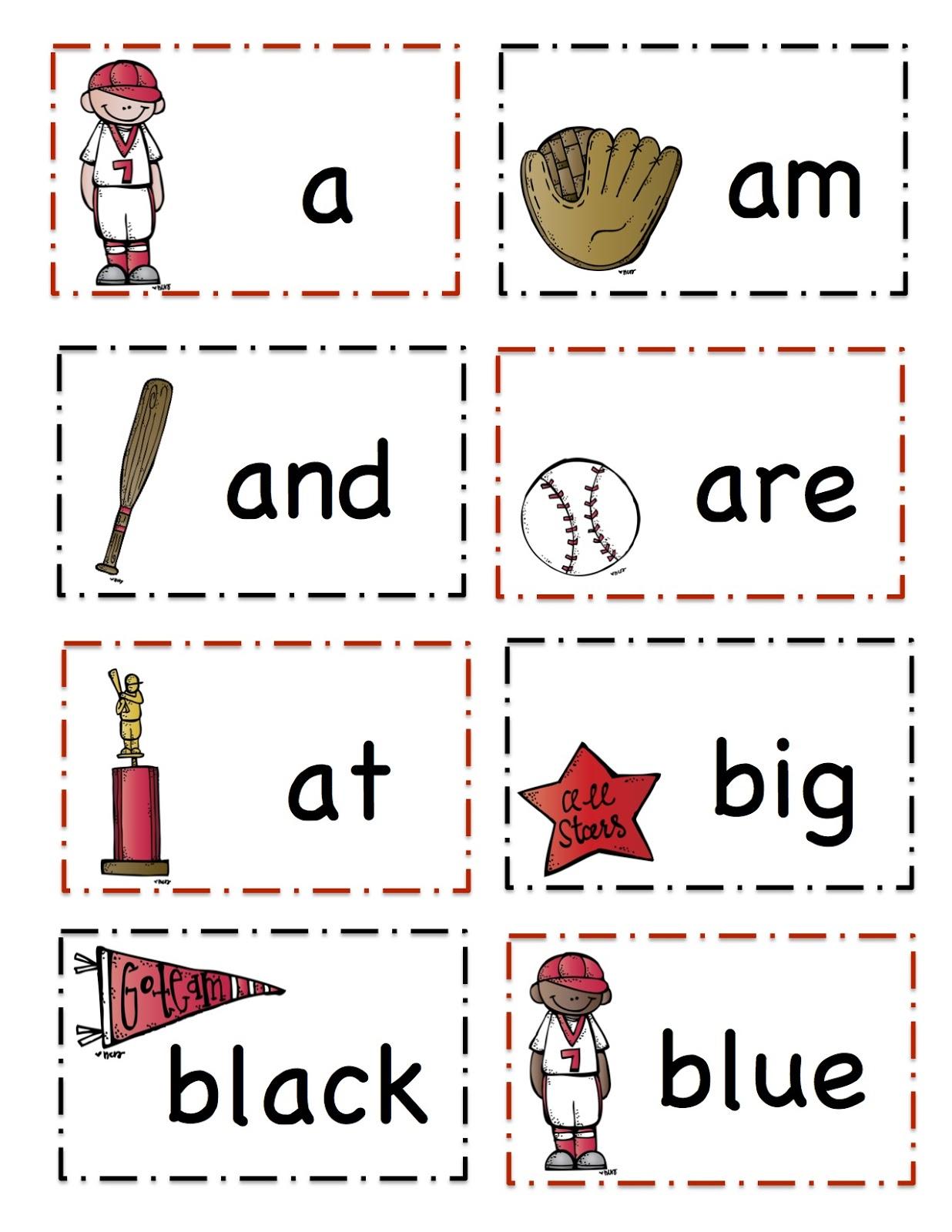 Kindergarten Sight Words Printables /kindergarten-sight-word-