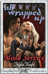 Blood Service by Angela Knight