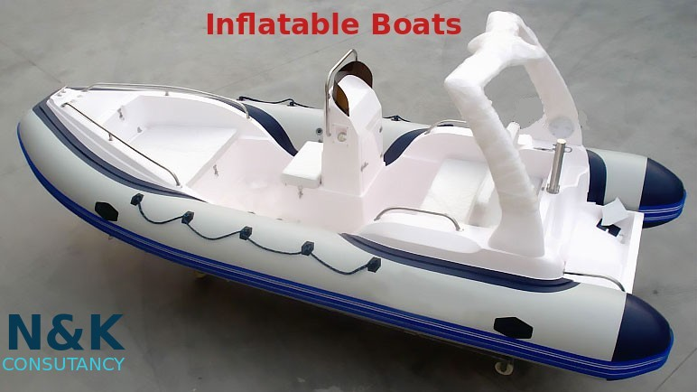 Affordable Inflatable Boat Repairs in Auckland at NK Consultancy.