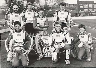 Edinburgh Monarchs 1990