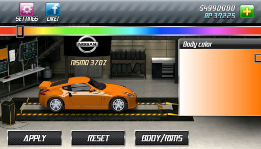 Download Drag Racing Apk Android Full 3D free