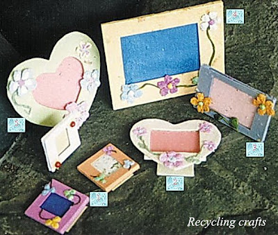 Recycling Crafts | recycling paper | Recycling Crafts