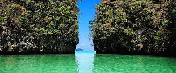 ThailandHoneymoon; Ko Hong - Krabi