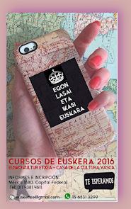 CURSOS DE EUSKERA EN BUENOS AIRES