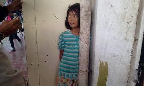 Dewi Gadis Kelas 3 SD Jadi Pengemis Untuk Bayar 'Warisan' Utang Ibunya