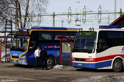 bussar norrbotten