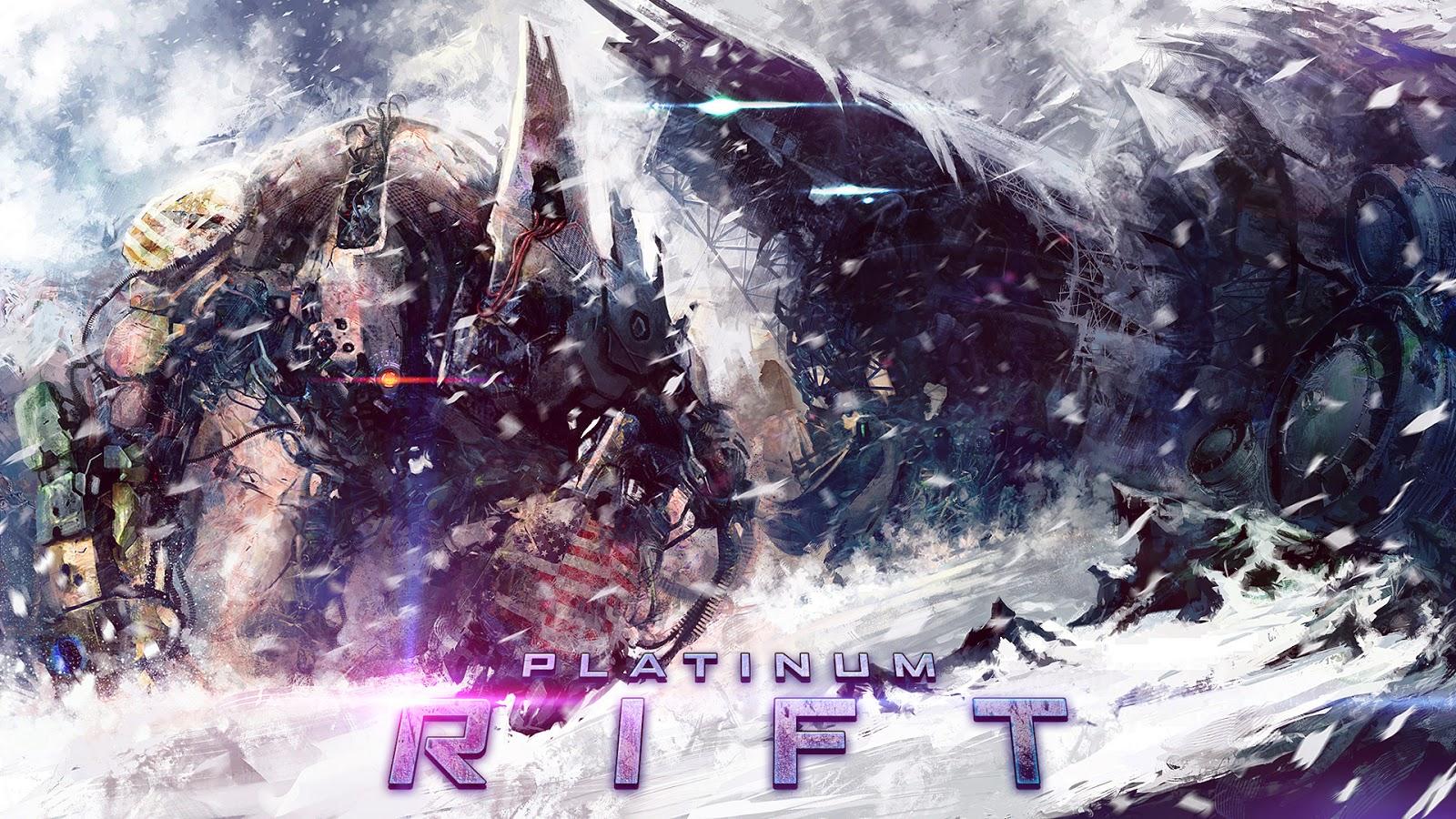 Platinum Rift Multiplayer Battle