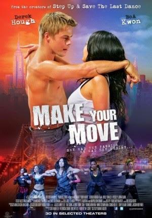 Film Make Your Move 2014 di Bioskop