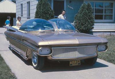 Chevrolet Ultimus: Όταν η γνωστή αυτοκινητοβιομηχανία πίστεψε πως κατασκεύασε το αυτοκίνητο του μέλλοντος