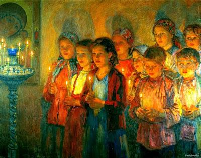 Εσείς ως καλοί Χριστιανοί Γονείς, εκκλησιάζετε τα παιδιά σας;