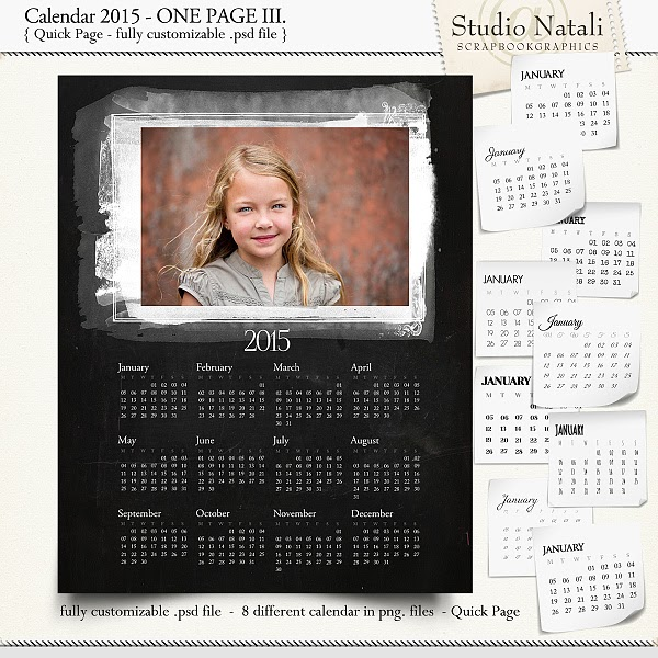 http://shop.scrapbookgraphics.com/Calendar-2015-Single-Page-III..html