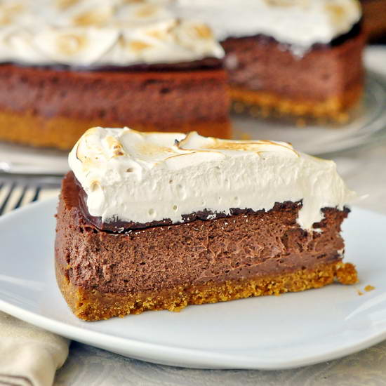 mores cheesecake for even more fantastic cheesecake ideas be sure to ...