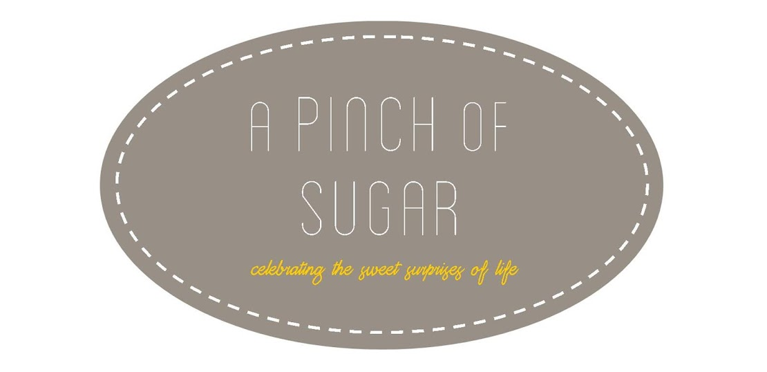 a pinch of sugar
