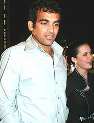 Isha Sharvani And Zaheer Khan Marriage Zaheer Khan Marriage P...