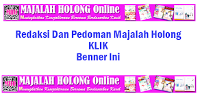 Susunan Redaksi Majalah Holong Online