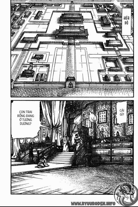 Chú Bé Rồng - Ryuuroden chap 195 - Trang 32