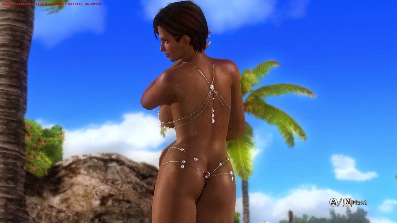 game characters nude mod video Female