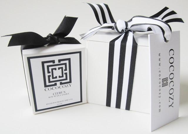 Nbaynadamas Candle and it's gift box