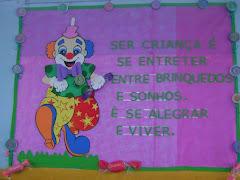 Painel Dia das Crianças