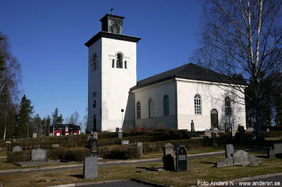 Nederluleå kyrka Boden Bodens kyrka