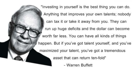 Warren Buffett quote
