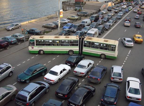 Cara solat dalam kereta jika terperangkap dalam kesesakan lalu lintas