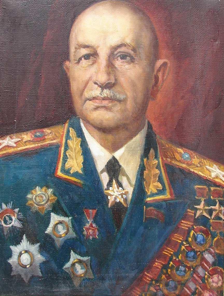 Оване́с Хачату́рович Баграмя́н