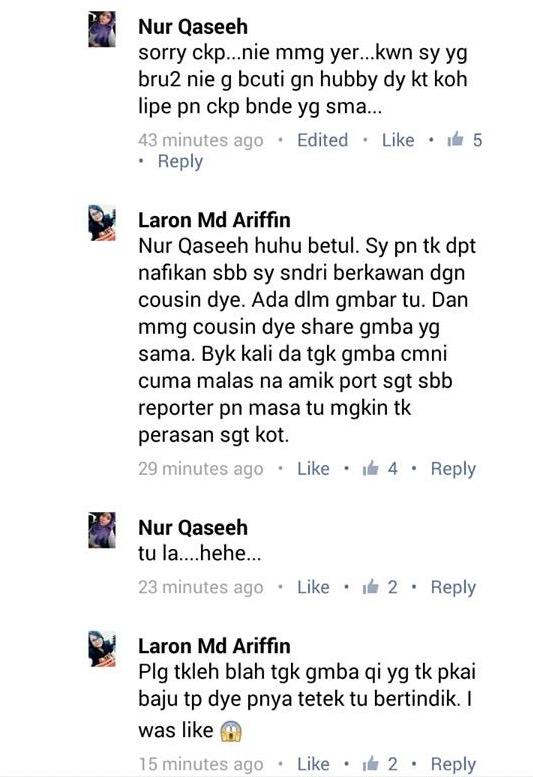 Kontroversi Uqasha Senrose berpakaian seksi peluk Iqram Dinzly