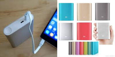 Bisnis Xiaomi Powerbank 10400mAh Original