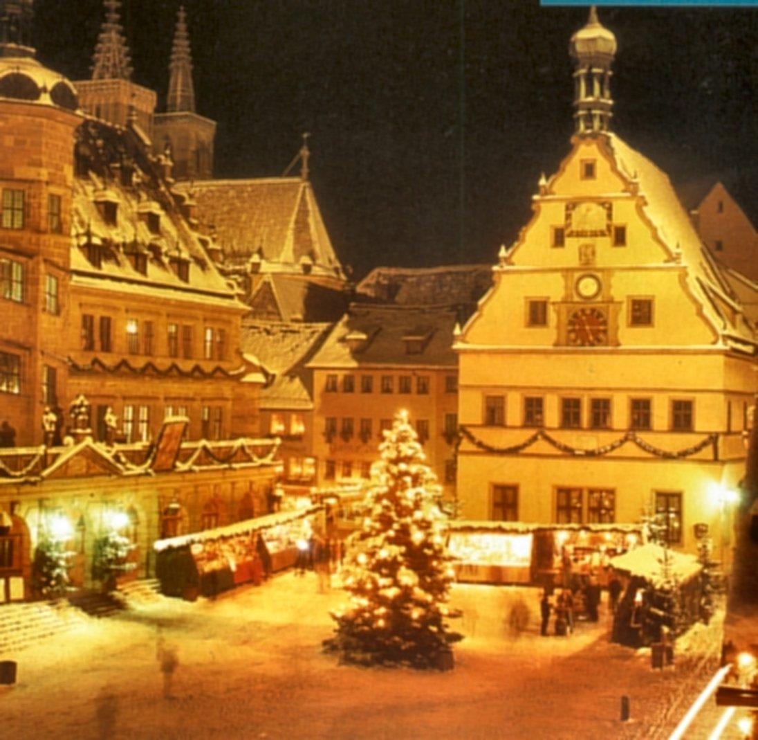 Casas en Navidad
