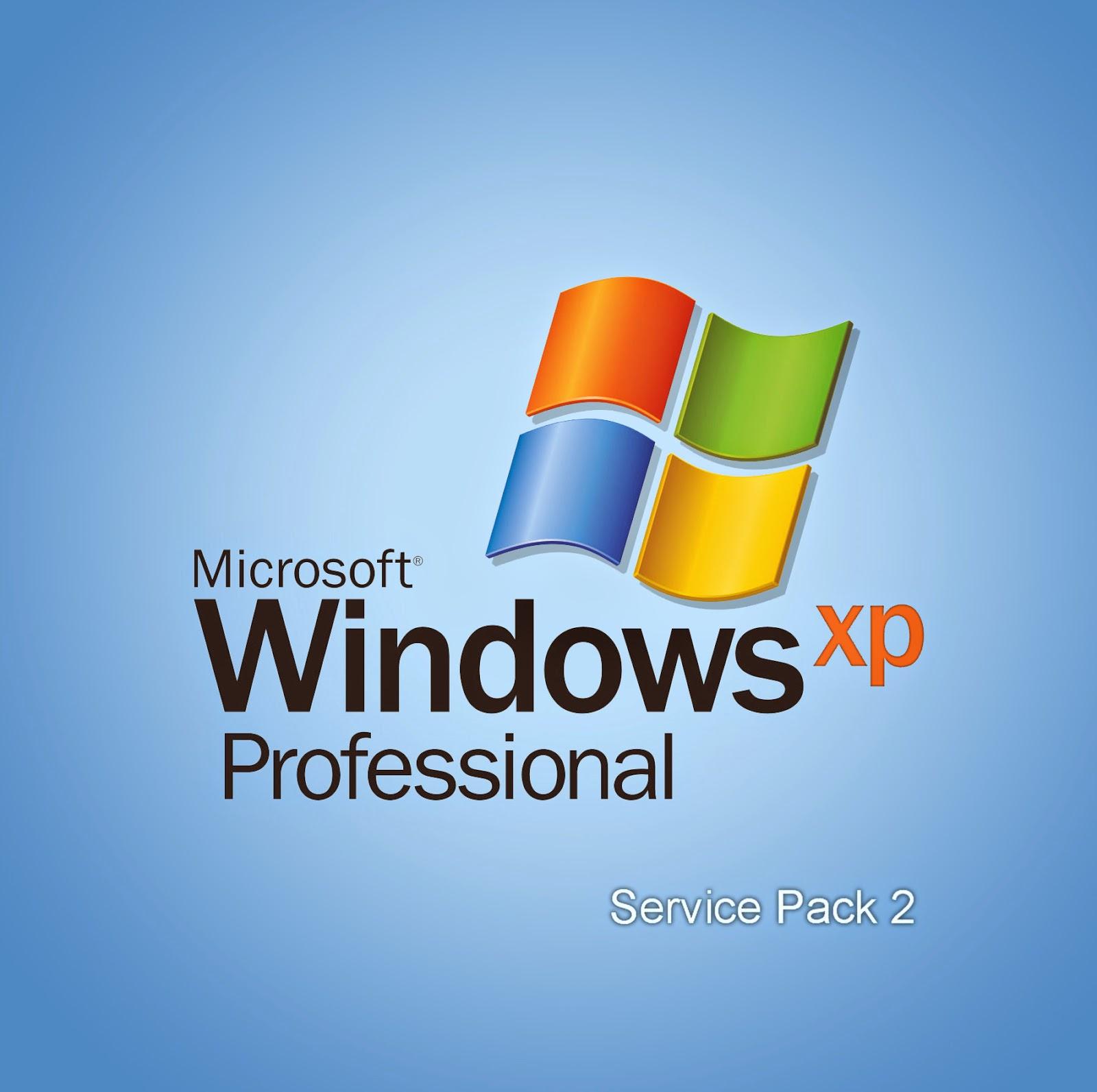 Windows XP Profesional SP2 64 Bit