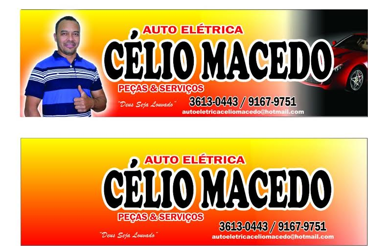 AUTO ELÉTRICA CÉLIO MACEDO