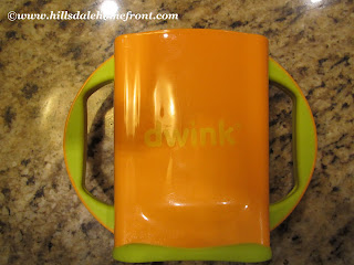dwink juice box holder