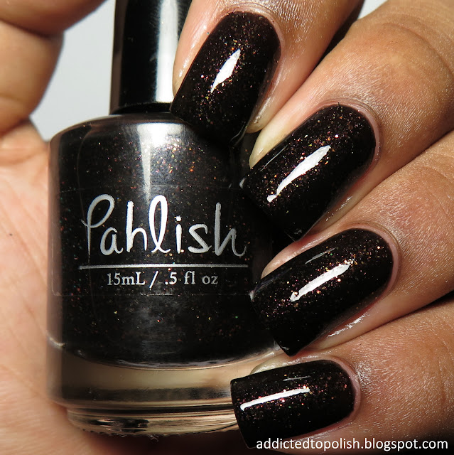 pahlish sailing the nigh sky bespoke batch