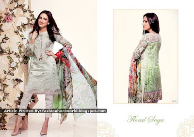 Rungrez Eid Lawn Collection 2015