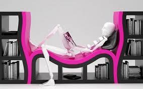 Une lecture amusante est aussi utile à la santé que l'exercice du corps. »