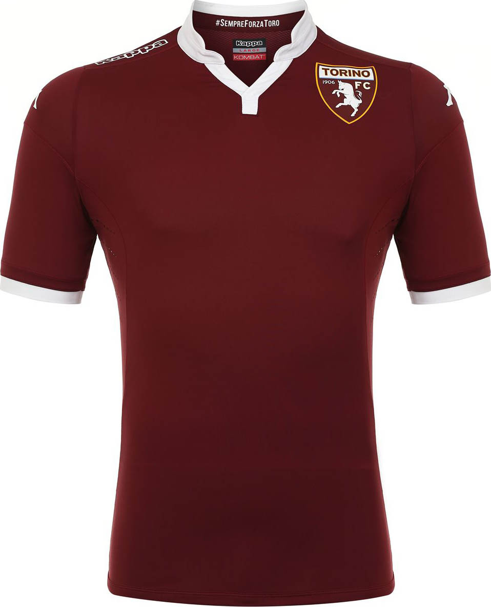 Torino Kit 2018 >> Torino 15-16 Kits Released - Footy Headlines