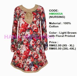 T-shirt-Hana-Muslimah-HM0065A