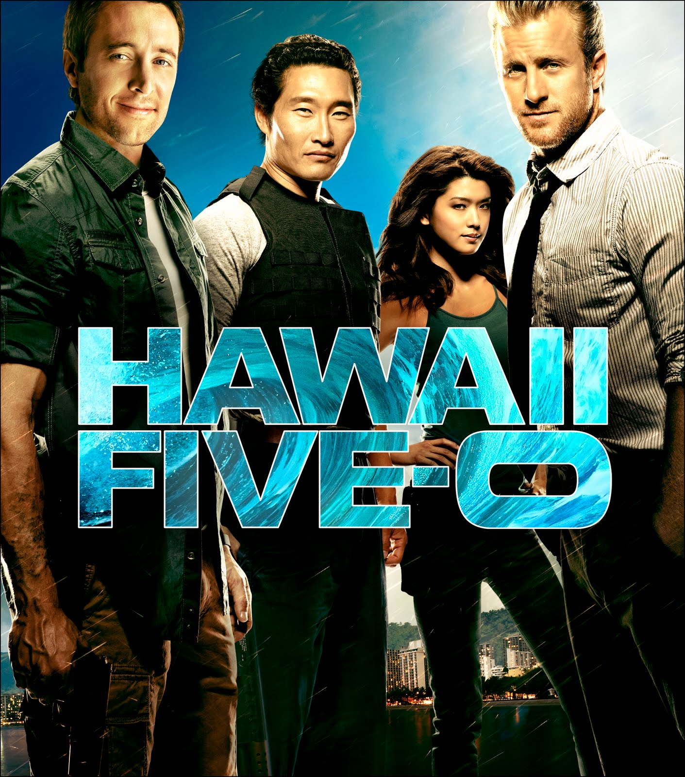 Hawaii Five-O - Season 2 - Keyart Photo