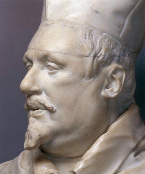 Scipione Borghese Bernini Bernini Bust of Scipione