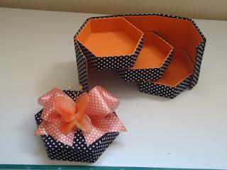 Декоративные шкатулки из картона своими руками6