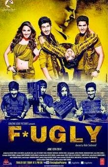 Upcoming Movie : Fugly :Described as F* UGLY Full Description,Story,Music,Lyrics,Songs,HD Pics