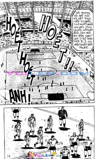 Jindodinho - Đường Dẫn Đến Khung Thành III Tập 33 page 28 Congtruyen24h