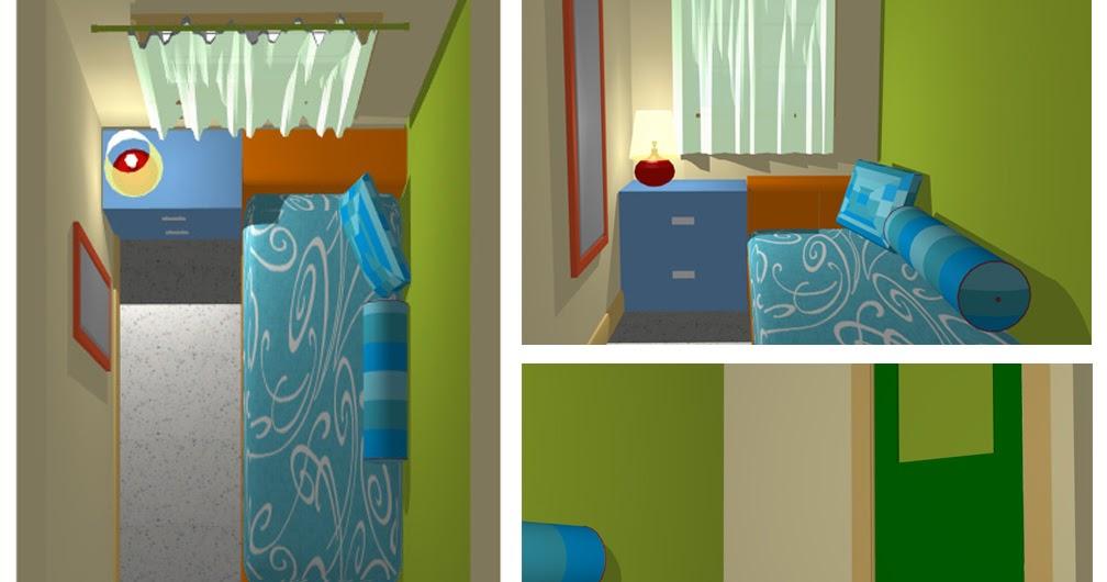 desain kamar tidur ukuran kecil desain rumah rumah