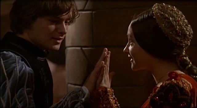 Romeo y Julieta tienen sexo