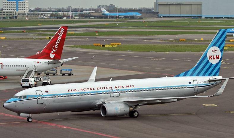 Голландская KLM – почти
