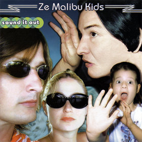 Disco ZE MALIBU KIDS - Sound it out