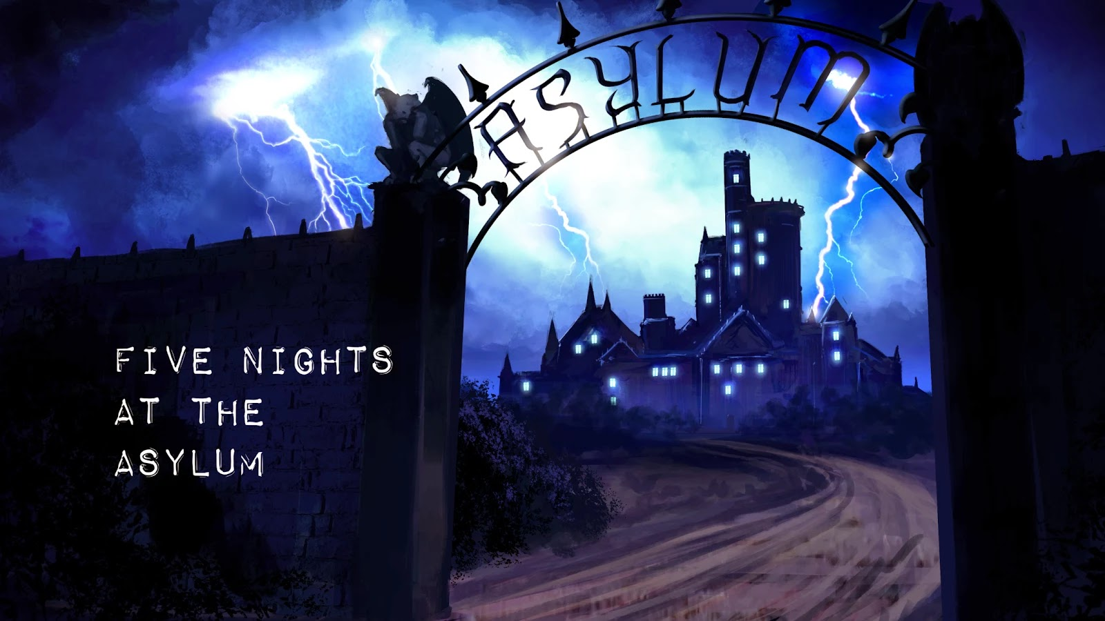 Five Nights at the Asylum v1.3 + Mod